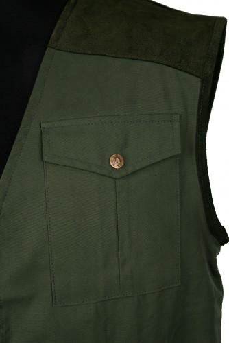 Vesta lovecká - zelená kůže