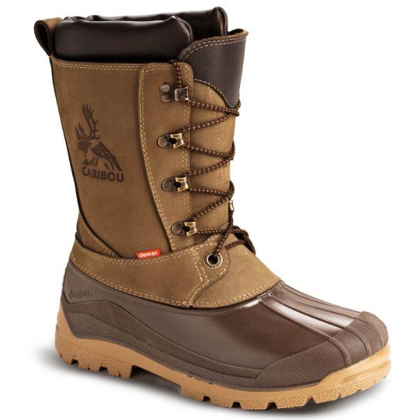 Lovecké zimní boty CARIBOU PRO 3816 oliva