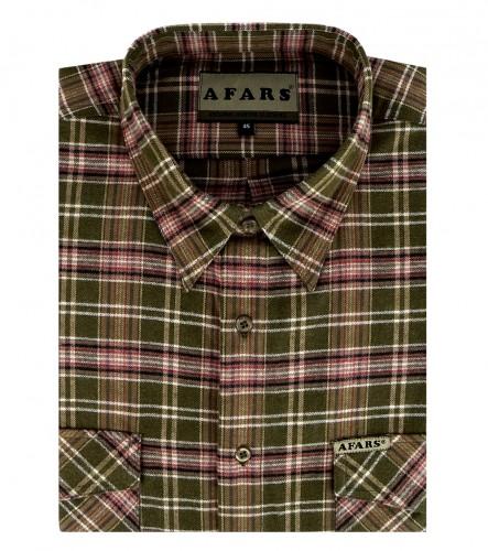Košile lovecká kostka A