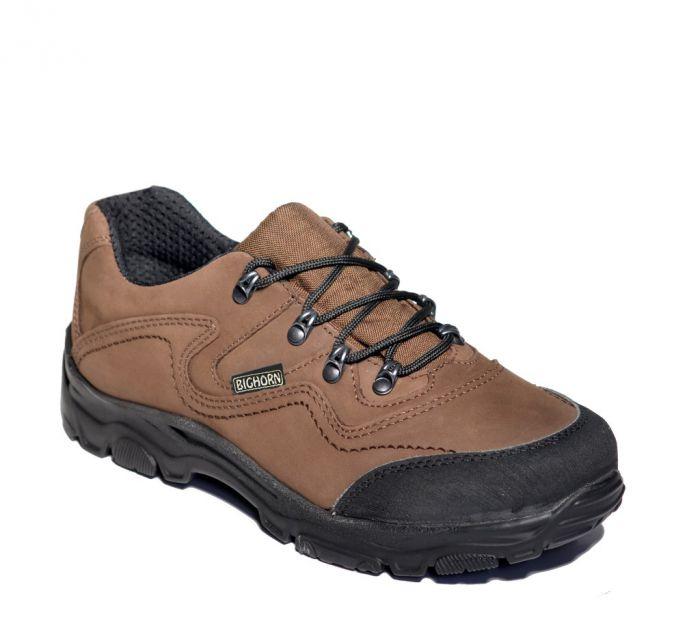 BIGHORN - Pánská vycházková obuv OREGON 0210 hnědá