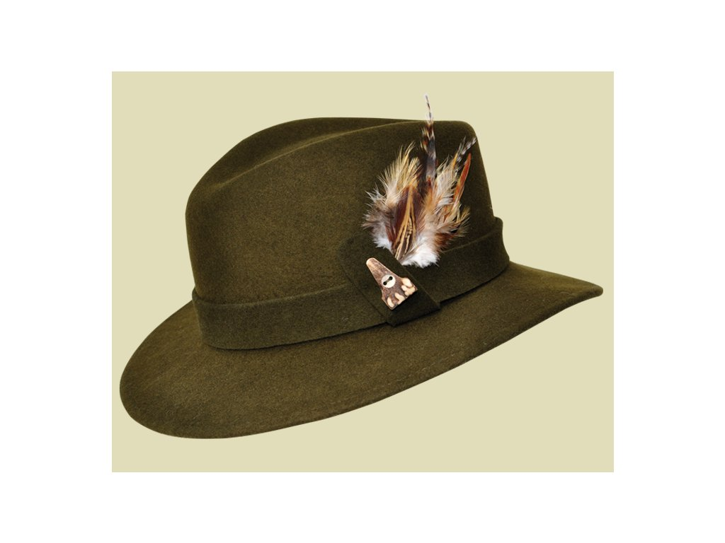 Myslivecký klobouk ATHOS  8b54dbc2a3