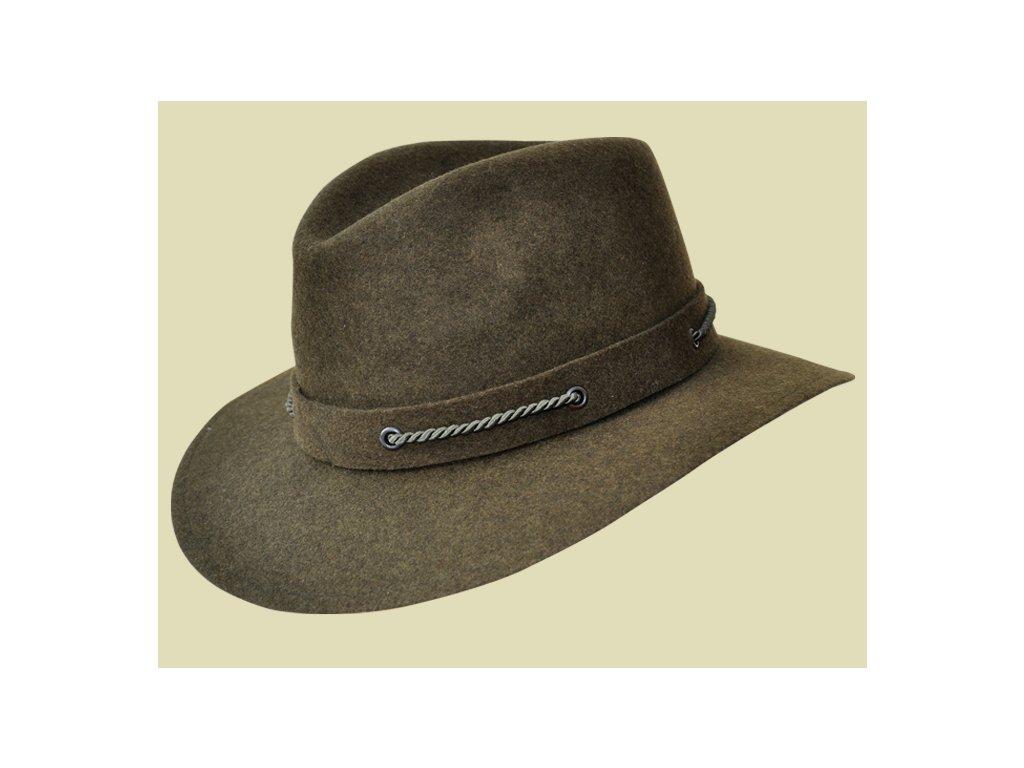 eaaf8642135 Myslivecký klobouk ADAM