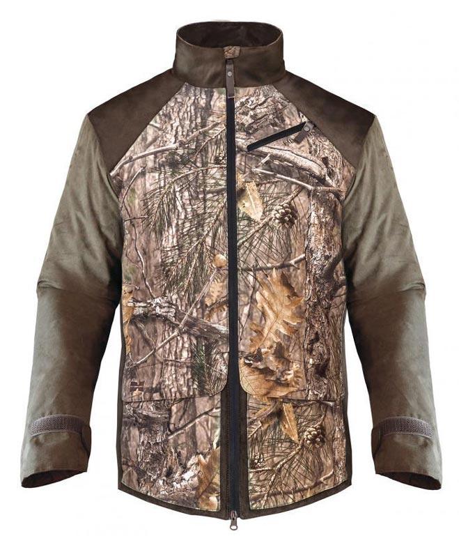 Dětská lovecká zimní bunda Hillman Fusion Junior Jacket b.Kamufláž