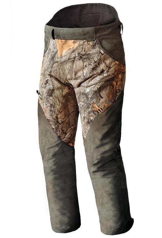 Dětské lovecké zimní kalhoty Hillman Fusion Junior Pants b.Kamufláž