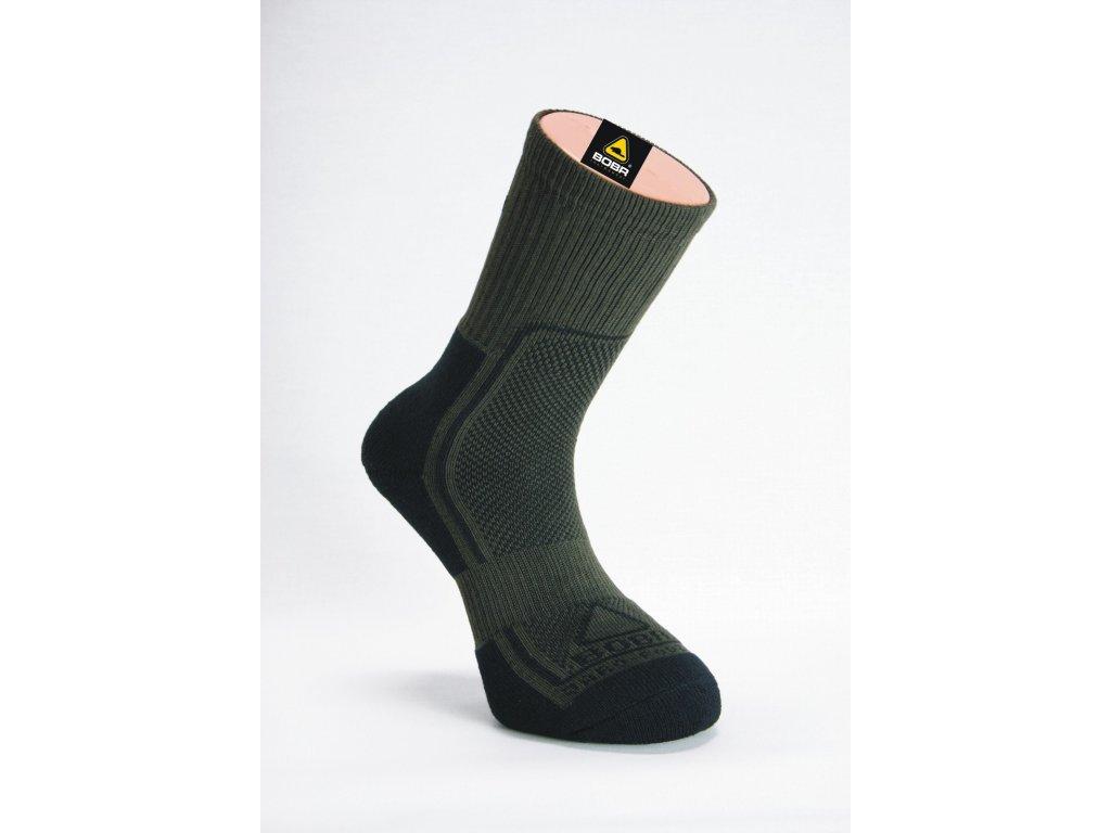 Ponožky BOBR Jaropodzimní