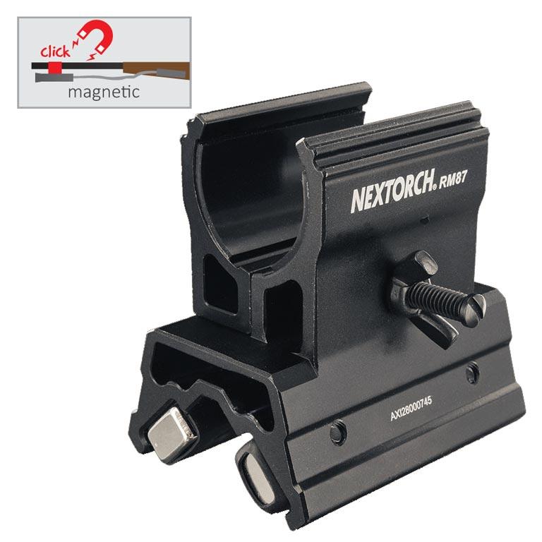 Montáž na zbraň magnetická RM87