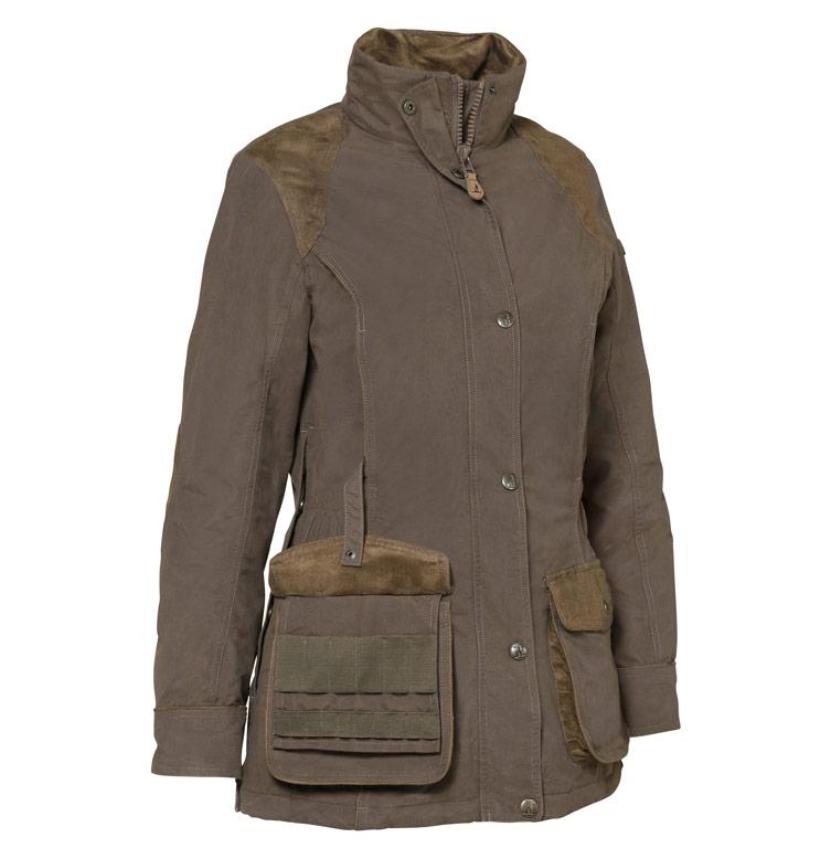 Lovecká zimní bunda dámská Normandie Percussion  afe5a47bad