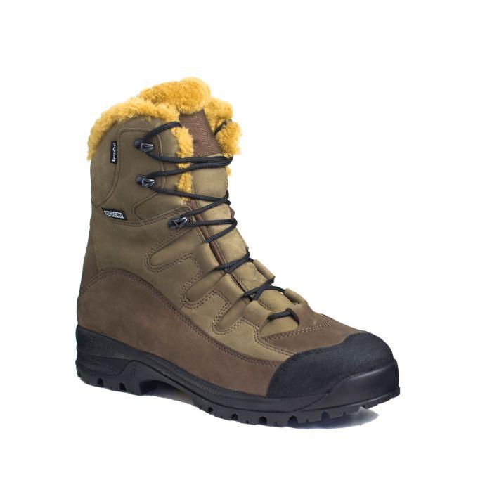 BIGHORN - Pánská zimní obuv KANADA 3310 hnědá