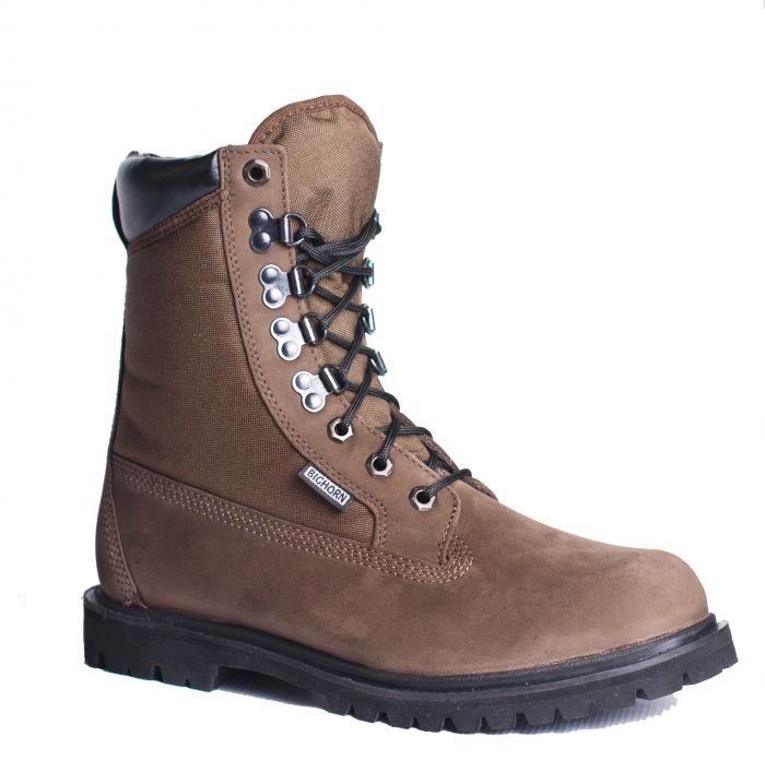 BIGHORN - Pánská treková obuv INDIANA 1210 hnědá