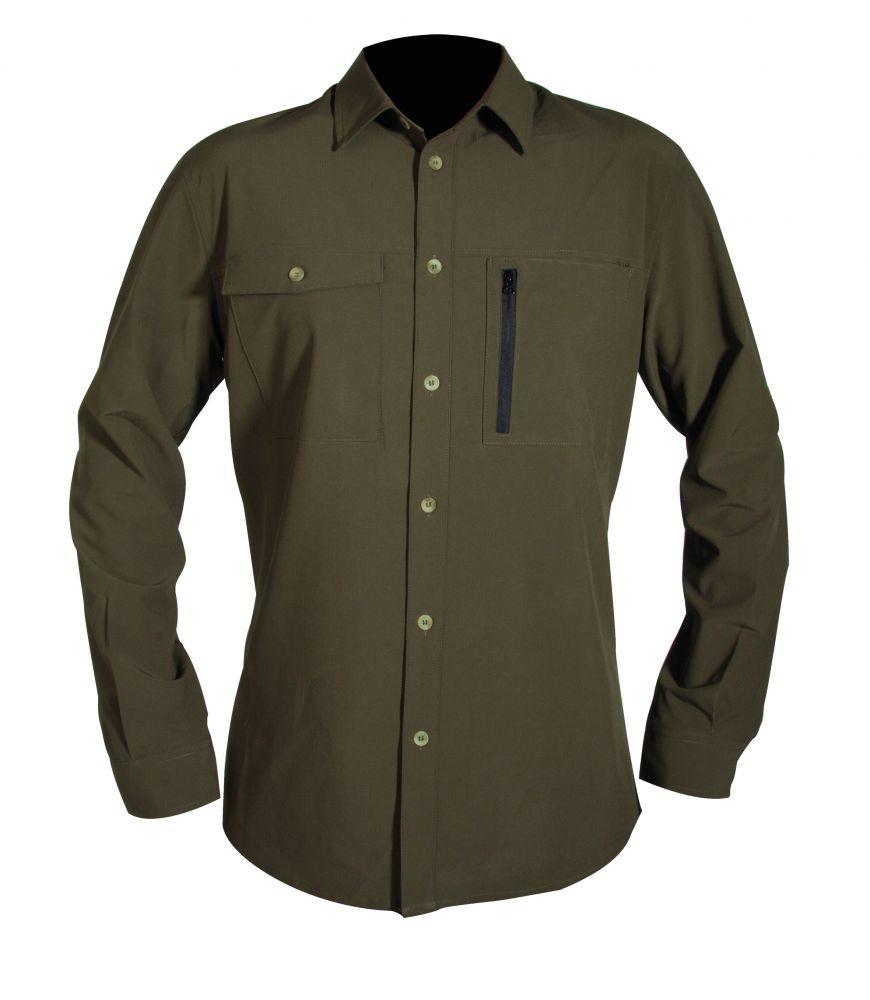 Košile KOMAR -S ochrana před klíšťaty a komáry