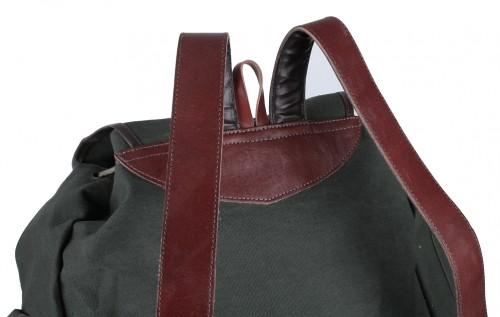 Myslivecký ruksak plátno velký