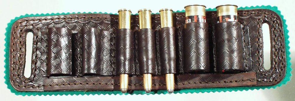 Nábojový pás průvlečka - kombinovaná