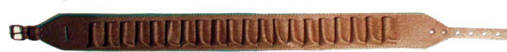 Nábojový pás z umělé kůže