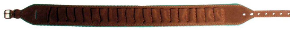 Nábojový pás - kůže štípenka