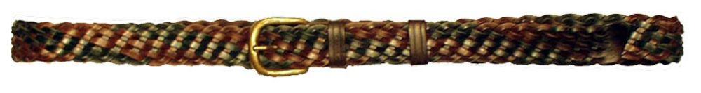 opasek pletený, 3 cm