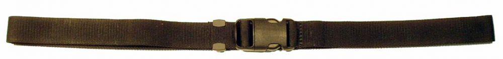 Opasek popruhový s plastovou sponou,3 cm