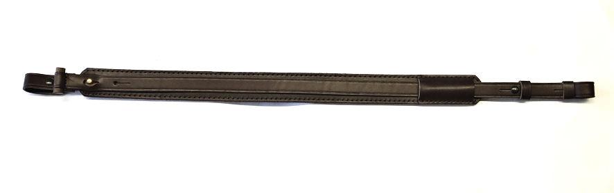 řemen na zbraň stahovací podšítý, 4 cm