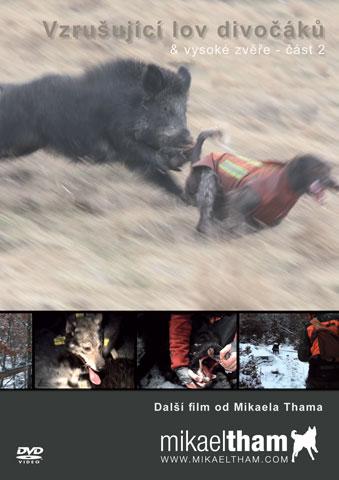 DVD Vzrušující lov divočáků & Vysoké zvěře - část 2