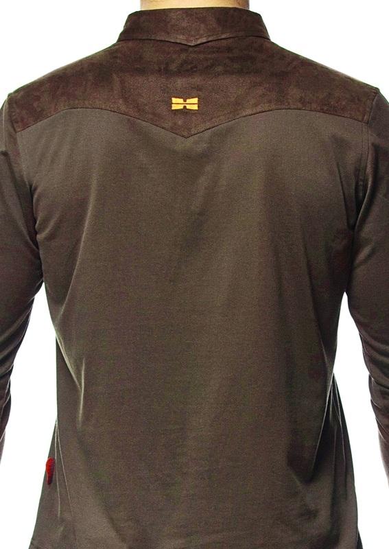 Hillman T-Legance Long Sleeve - polokošile s dlouhým rukávem