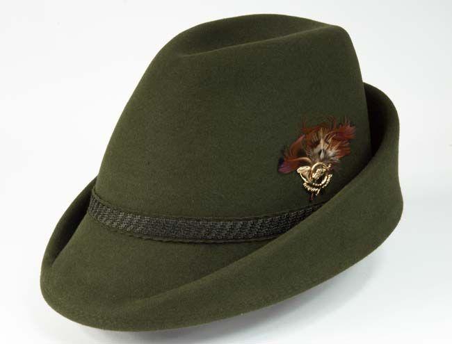 Myslivecký klobouk (100129)