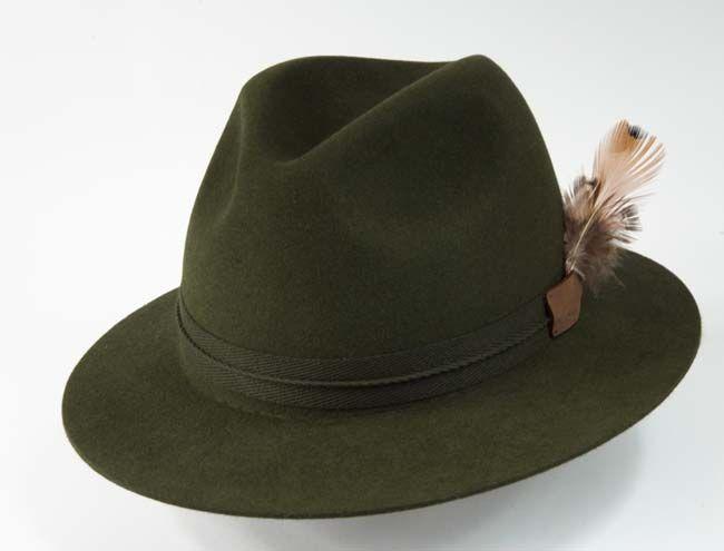 Myslivecký klobouk (103384)