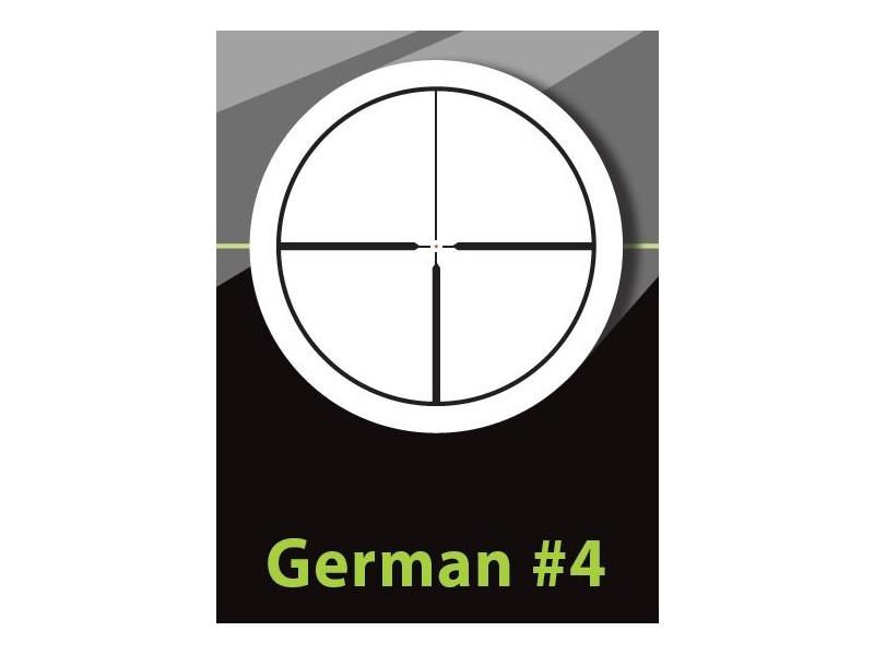 3-12x50 FOREMAN HTC PRO IR-ES, (G4), puškohled