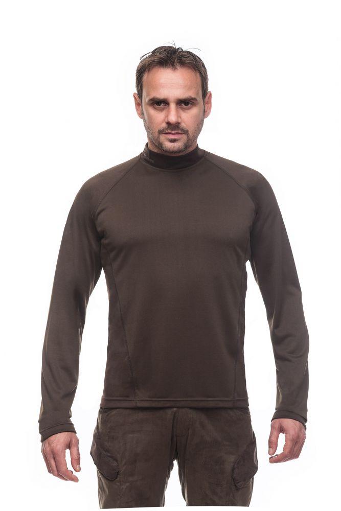 T-shirt Long Sleeve tričko s dlouhým rukávem b. Dub myslivecké tričko, Hillman