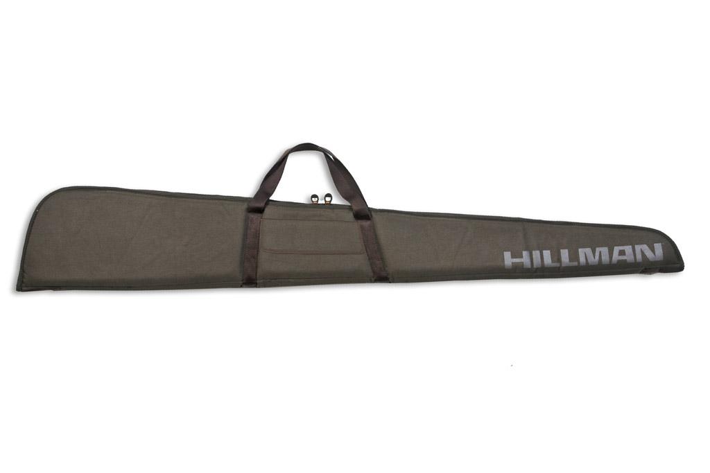 Pouzdro na dlouhou zbraň brokovnici s kapsou140 cm b. Dub