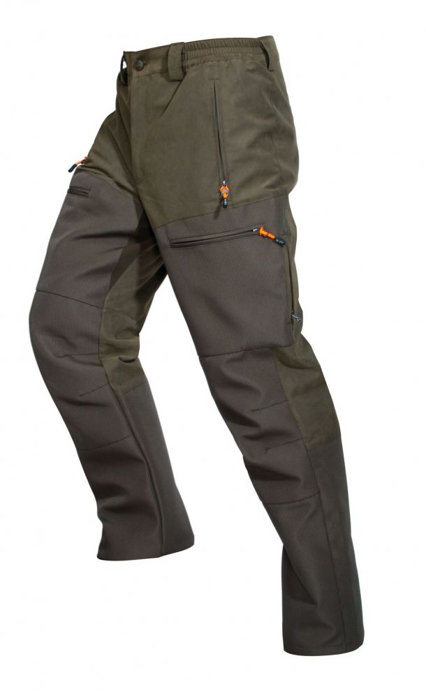 Kalhoty HART IRON TECH-T GREEN