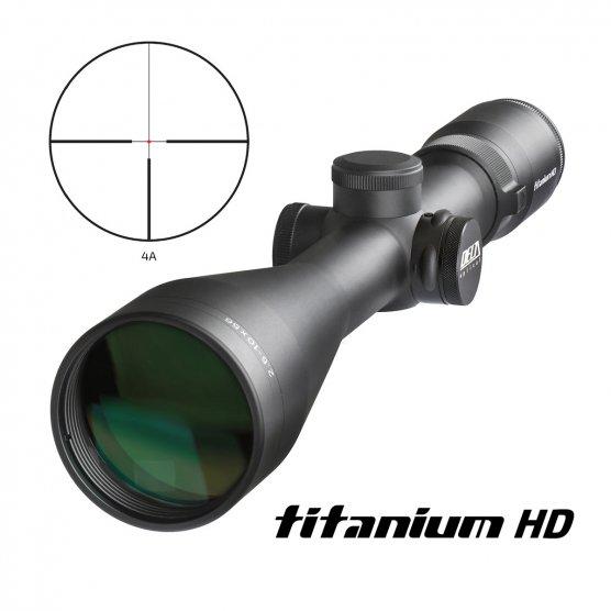 Puškohled Delta Optical Titanium 2,5-10x56 HD Di