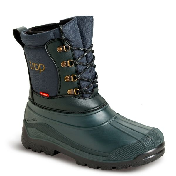 DEMAR - Myslivecká zimní obuv TROP 2 3814 zelená