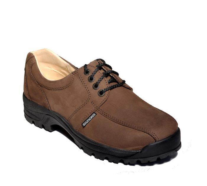BIGHORN - Pánská vycházková obuv TEXAS 0110 hnedá