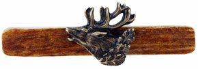 spony do kravat jelen hlava