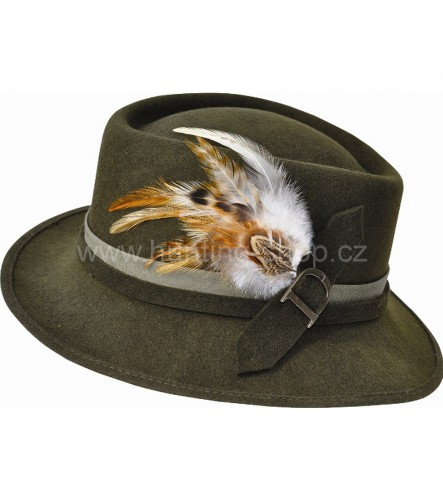 Dámský myslivecký klobouk DITA