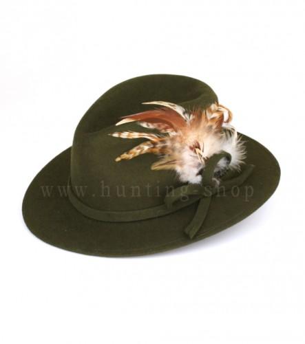 Dámský myslivecký klobouk DENISA