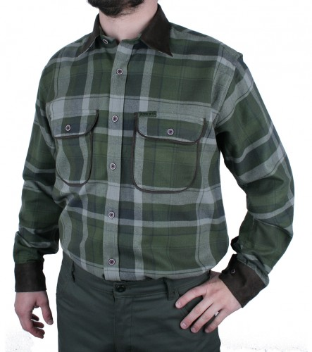 Myslivecká košile SANAGA Classic