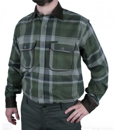 Myslivecká košile SANAGA Slim