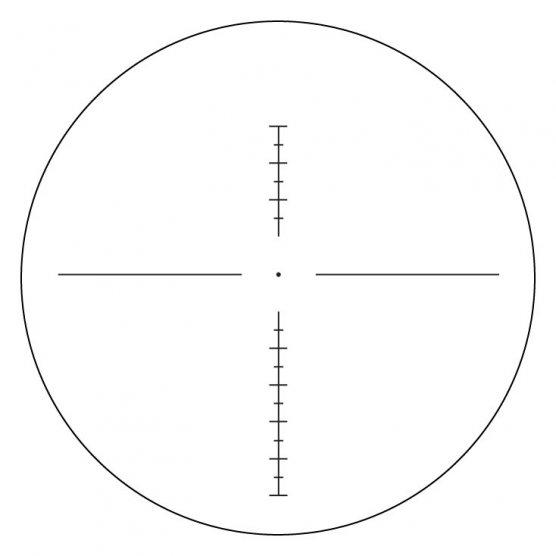 Puškohled Titanium 4,5-30x50 SF