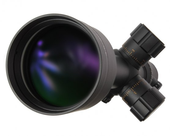 Puškohled Titanium 4,5-30x50SF MCZ II