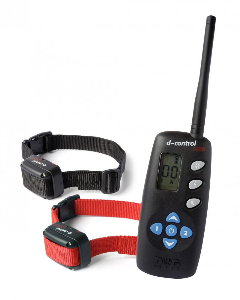 Výcvikový obojek d-control 1602