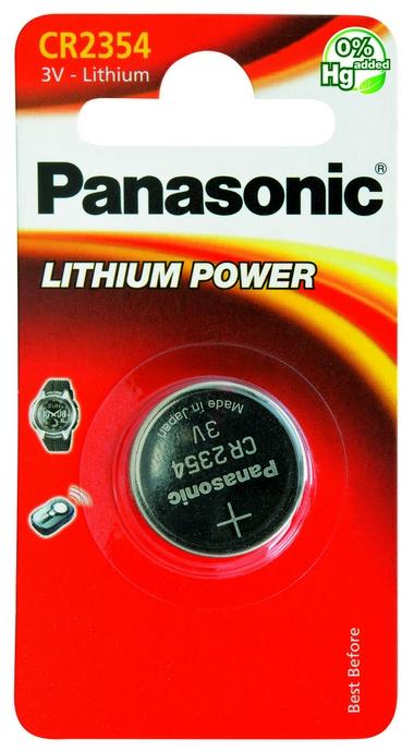Baterie lithiová Panasonic CR-2354EL/1B
