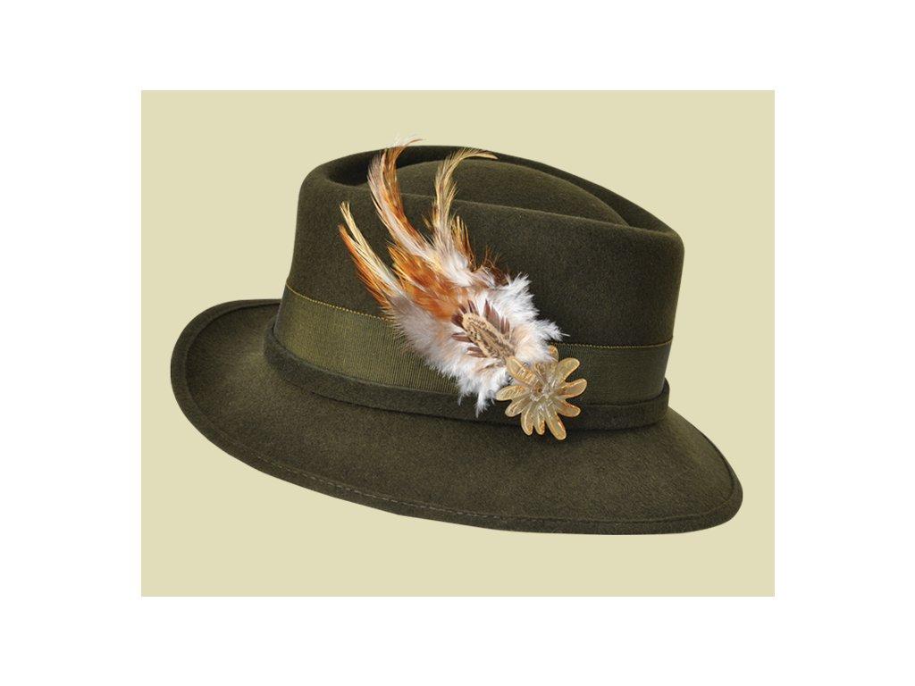Myslivecký klobouk DARINA