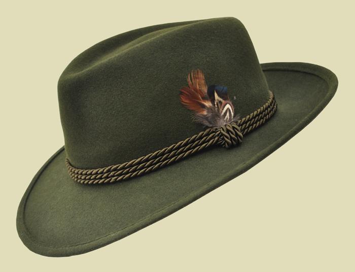 Myslivecký klobouk ALFRED