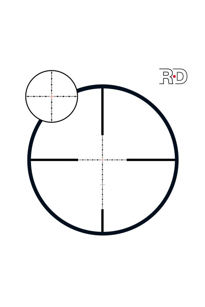 Puškohled MeoTac 3-12x50 RD