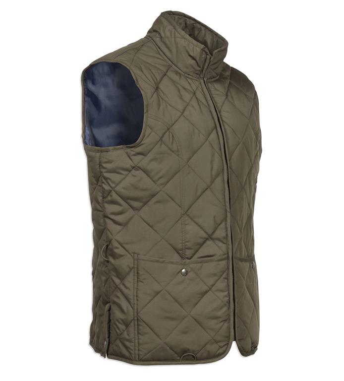 Lovecká zimní bunda Normandie s vestou, Percussion