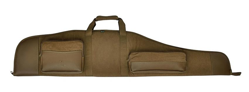 Pouzdro Percussion na zbraň s optikou, dvě vnější kapsy 130cm