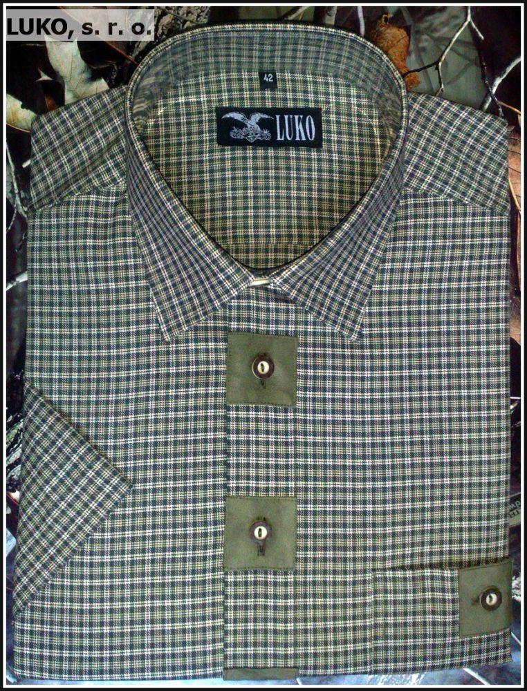 Pánská košile model 034230