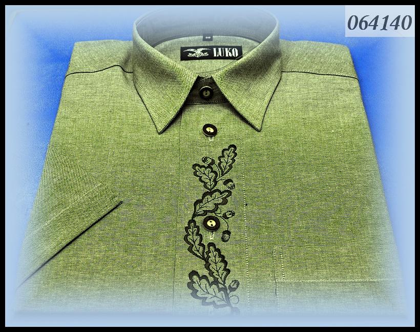 Košile s výšivkou model 064140