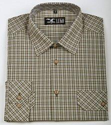 Pánská košile s dl. ruk. model 142220