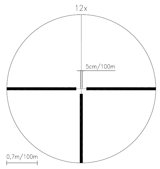 Puškohled Meopta MeoStar R2 2,5-15x56 RD